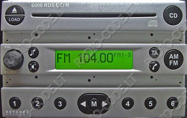 www radio code lt ford 6 rh radio code lt Event 6006 ford radio 6006 cdc manual