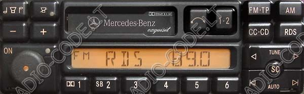 My vin decoded mercedes benz forum for Mercedes benz radio code